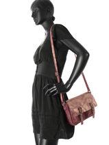 Shoulder Bag Alice Miniprix Red alice MD123-vue-porte