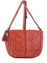 Crossbody Bag Legend Red tresse VENICE