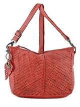 Crossbody Bag Legend Red tresse VENEZIA