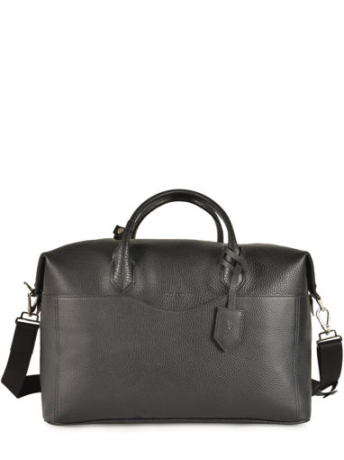 Longchamp Travel bag Black