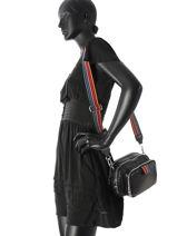 Crossbody Bag Sonia rykiel Black forever ntlon 2278-39-vue-porte
