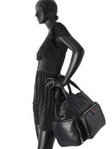 Top Handle Sonia rykiel Black forever ntlon 2276-39-vue-porte
