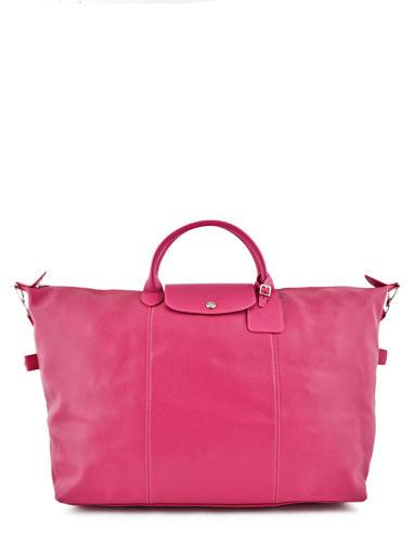 Longchamp Le foulonné Travel bag Pink