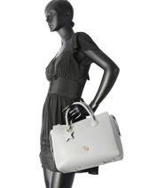 Top Handle Charming Tommy hilfiger Gray charming AW04684-vue-porte
