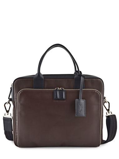 Longchamp Briefcase Brown