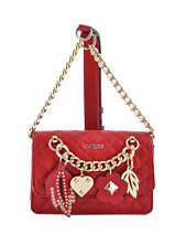 Crossbody Bag Stassie Guess Red stassie VG677978
