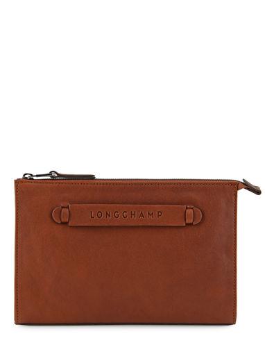 Longchamp Ipod case / cd holder Brown