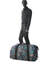 Sac De Voyage à Roulettes Authentic Luggage Eastpak Noir authentic luggage K072-vue-porte