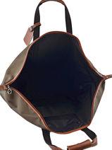 Longchamp Boxford Travel bag Green-vue-porte