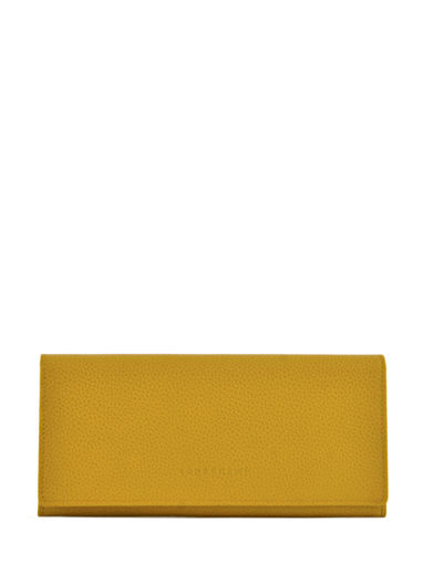 Longchamp Le foulonné All-in-one Yellow