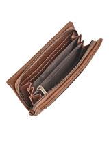 Wallet Miniprix Brown gaetane 508-vue-porte