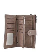 Wallet Miniprix Brown gaetane 509-vue-porte