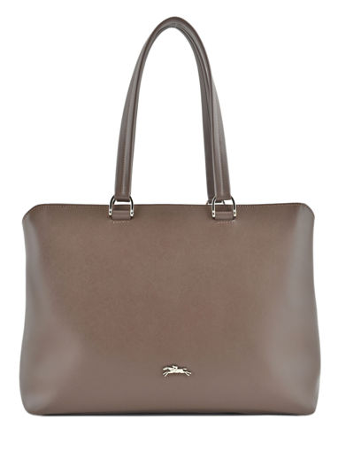 Longchamp Messenger bag Brown