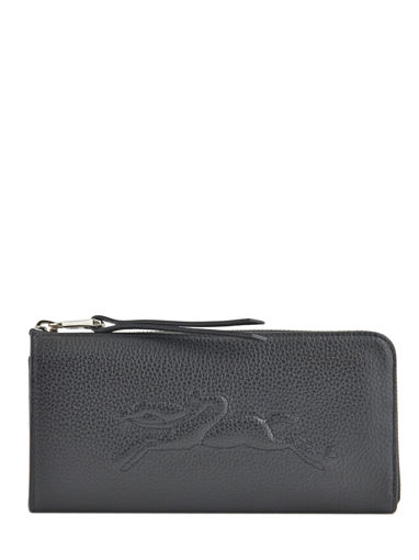 Longchamp Le foulonné All-in-one Black