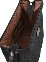 Toiletry Kit Jump Black solera soft 4443M-vue-porte