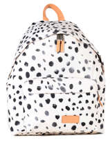 Backpack 1 Compartment Eastpak White aminimal AK620