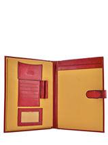 Conférencier Katana Rouge authentic 68009-vue-porte