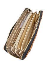 Wallet Guess Beige exie TG686046-vue-porte
