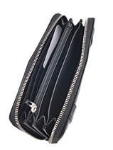 Wallet Guess Black exie VY686046-vue-porte
