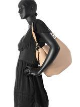Shoulder Bag Digital Guess Beige digital VG685303-vue-porte