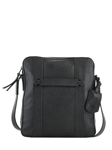 Longchamp Longchamp 3d Besaces Noir