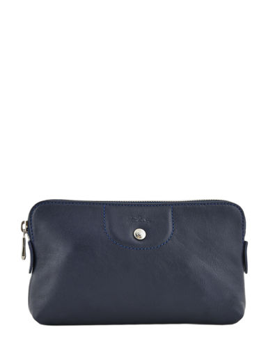 Longchamp Clutches Blue
