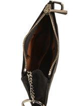 Longchamp Porte clés Noir-vue-porte