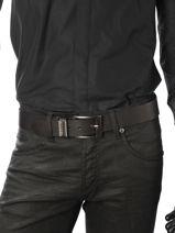 Belt Redskins Black belt DEVIL-vue-porte