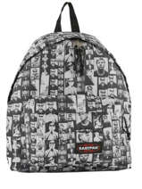 Sac à Dos Padded Andy Eastpak Noir andy warhol K620AND