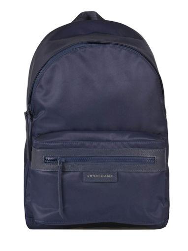 Longchamp Backpack Blue