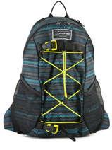 Backpack 1 Compartment Dakine Multicolor street packs 8130-060