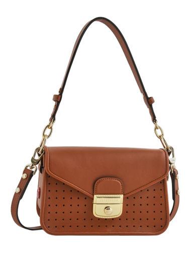 Longchamp Mademoiselle longchamp Messenger bag Black