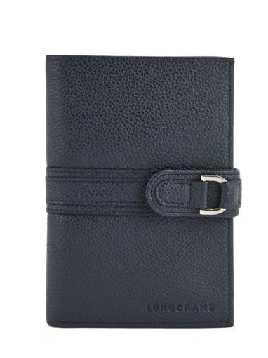 Longchamp Wallet Black