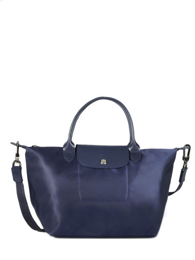 Longchamp Le pliage neo Handbag Blue