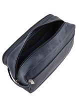 Longchamp Le foulonné Toiletry case Black-vue-porte