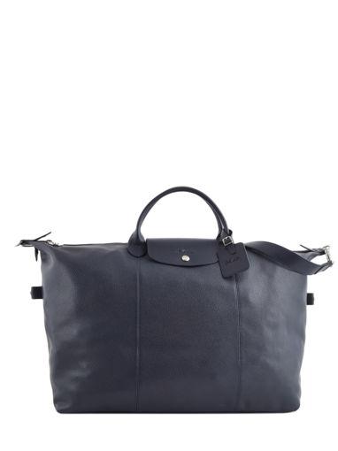 Longchamp Le foulonné Sacs de voyage Bleu