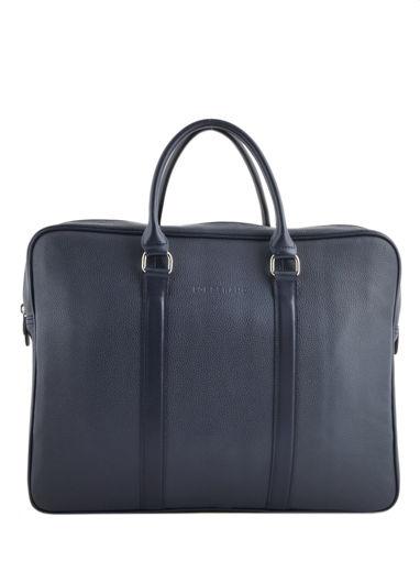 Longchamp Serviette Bleu