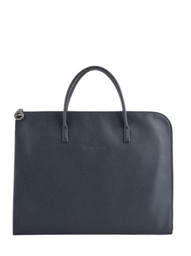 Longchamp Serviette Marron