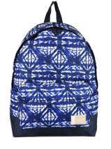 Backpack 1 Compartment Roxy Blue backpack RJBP3637