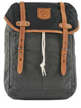 Backpack 1 Compartment + 15'' Pc Fjallraven Gray rucksack 24205
