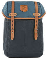 Backpack 1 Compartment + 15'' Pc Fjallraven Blue rucksack 24205