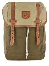 Backpack 1 Compartment + 15'' Pc Fjallraven Green rucksack 24205