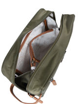 Toiletry Kit Jump Green cassis riviera 8266-vue-porte