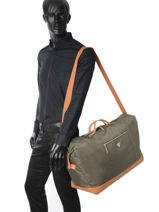 Travel Bag Cassis Riviera Jump Brown cassis riviera 8265-vue-porte