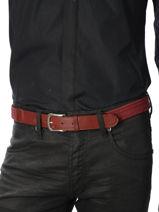 Belt Adjustable Katana Red atlanta C0018T-vue-porte
