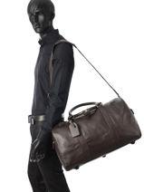 Travel Bag Confort Hexagona Brown confort 462546-vue-porte