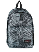 Backpack Back To Work + 14'' Pc Eastpak Gray authentic K936