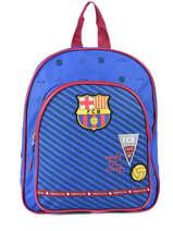 Backpack Mini Fc barcelone Blue we are 490-8121