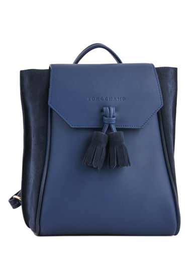 Longchamp PÉnÉlope soft Backpack Blue