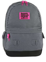 Backpack 1 Compartment Superdry Black backpack woomen G91008NQ